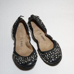 Juicy Couture Studded Flats
